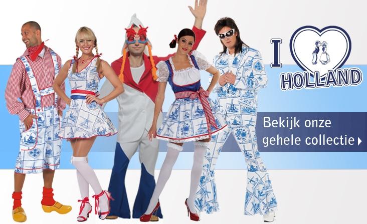 feest hoeren kostuum in Breda