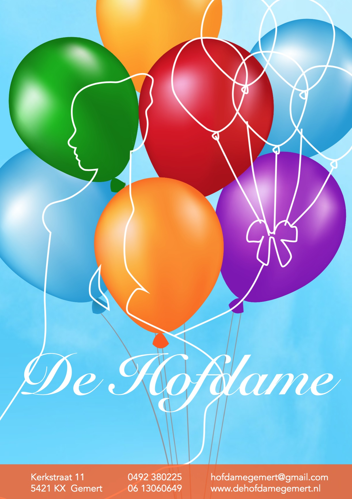 De Hofdame